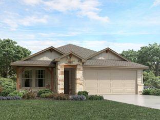 The Braman (810) - Copperstone: Austin, Texas - Meritage Homes