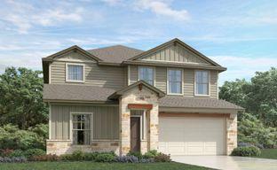 Meyers Landing by Meritage Homes in San Antonio Texas