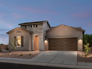 homes in Canoa Ranch by Meritage Active