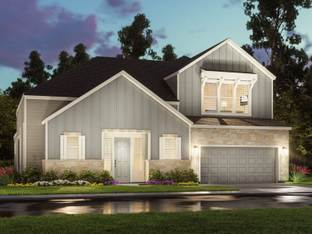 The Chelsea - Spring Brook Village - Executive Home Collection: Houston, Texas - Meritage Homes