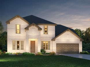 The Ashton (5229) - Riverstone Ranch - The Manor - Estate: Pearland, Texas - Meritage Homes
