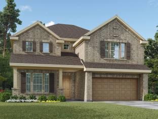 The Trinidad (4L85) - Dry Creek Village: Missouri City, Texas - Meritage Homes