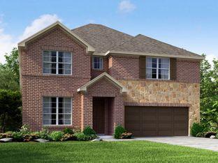 The Beech - Northaven - Manor Series: Rowlett, Texas - Meritage Homes