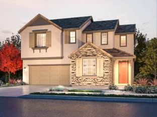 Residence 2 - Vantage at Tracy Hills: Tracy, California - Meritage Homes