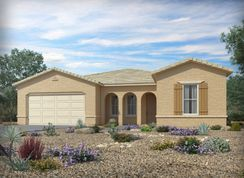 Redding - The Retreats at Province: Maricopa, Arizona - Meritage Homes