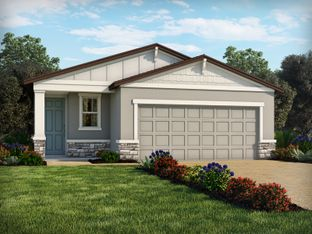 Everglade - Lake Denham Estates: Leesburg, Florida - Meritage Homes