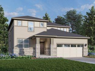 The Clear Creek - Meadowlark: Parker, Colorado - Meritage Homes