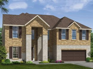 The Snapdragon (9403) - Imperial - Artisan Collection: Sugar Land, Texas - Meritage Homes
