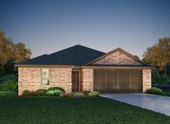 The Oleander (401) - Carmel - Classic: Pflugerville, Texas - Meritage Homes