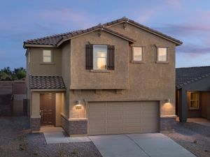 homes in Prelude at Madera Highlands by Meritage Homes