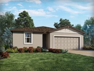 Bluebell - Orchid Terrace: Haines City, Florida - Meritage Homes