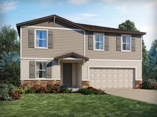 Marigold - Orchid Terrace: Haines City, Florida - Meritage Homes