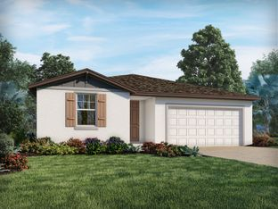 Hibiscus - Orchid Terrace: Haines City, Florida - Meritage Homes