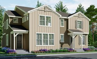 Village at Southgate: The Town Collection by Meritage Homes in Denver Colorado