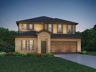The Reynolds (890) - Riverstone Ranch - Premier: Pearland, Texas - Meritage Homes