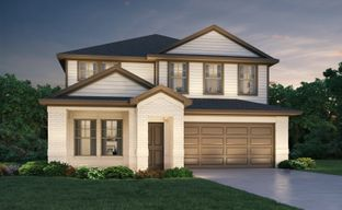 Grand Trails by Meritage Homes in Houston Texas