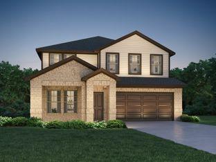 The Reynolds (890) - Pine Lake Cove - Premier: Montgomery, Texas - Meritage Homes