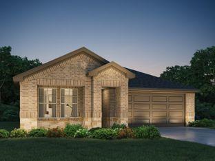 The Hughes (841) - Talavera - Premier: Richmond, Texas - Meritage Homes