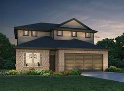 The Matador (870) - Talavera - Premier: Richmond, Texas - Meritage Homes