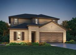 The Matador (870) - Riverstone Ranch - Premier: Pearland, Texas - Meritage Homes