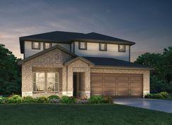 The Matador (870) - Cherry Pines: Tomball, Texas - Meritage Homes