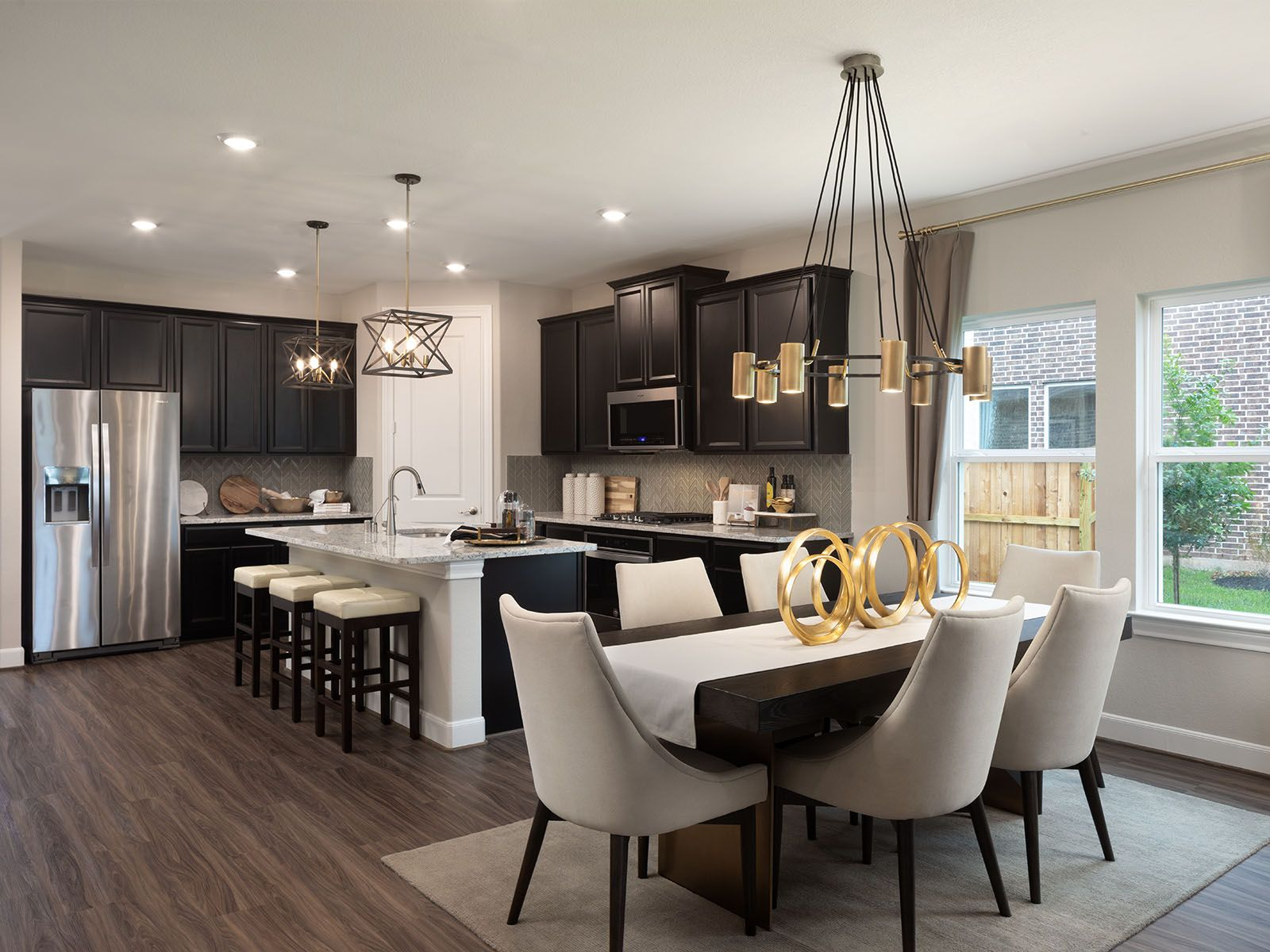 'Riverstone Ranch - The Manor - Classic' by Meritage Homes: Houston, TX in Houston