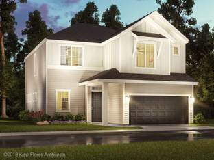 The Chalet (2503) - Spring Brook Village - Patio Home Collection: Houston, Texas - Meritage Homes