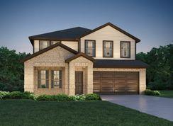 The Reynolds (890) - Grand Trails: Richmond, Texas - Meritage Homes