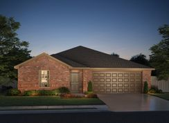 The Oleander - Chapin Village: Fort Worth, Texas - Meritage Homes