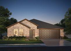 The Preston - ArrowBrooke - Classic Series: Aubrey, Texas - Meritage Homes