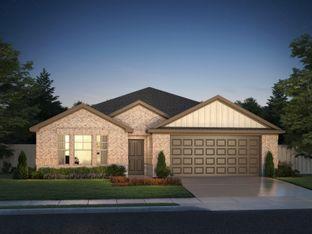 The Preston - DeBerry Reserve: Royse City, Texas - Meritage Homes