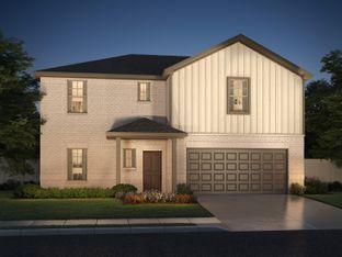 The McKinnon - Western Ridge: Fort Worth, Texas - Meritage Homes