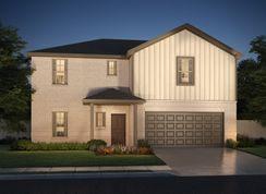 The McKinnon - Chapin Village: Fort Worth, Texas - Meritage Homes