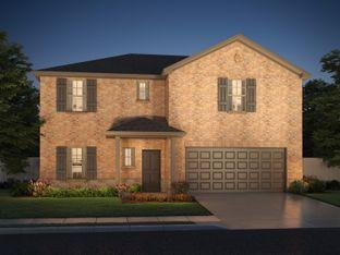 The McKinnon - DeBerry Reserve: Royse City, Texas - Meritage Homes
