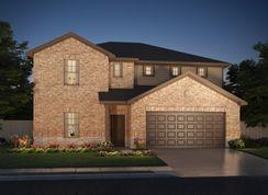 The Kessler - DeBerry Reserve: Royse City, Texas - Meritage Homes