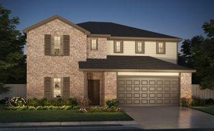 Cibolo Hills by Meritage Homes in Fort Worth Texas