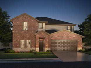 The Bexar - Western Ridge: Fort Worth, Texas - Meritage Homes