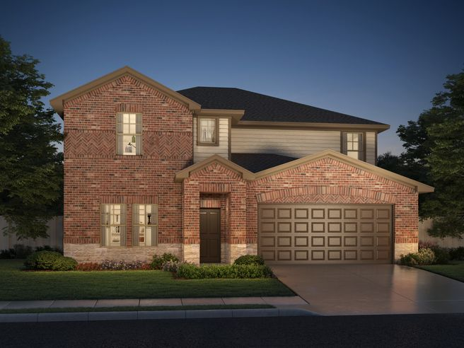 6309 Spider Mountain Trail (The Bexar)