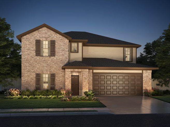 6321 Spider Mountain Trail (The Bexar)