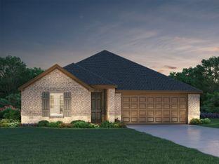 The Preston (C403) - Alexander Estates: Tomball, Texas - Meritage Homes