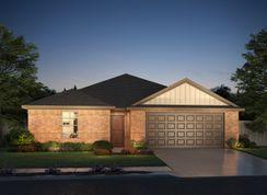 The Greenville - Western Ridge: Fort Worth, Texas - Meritage Homes