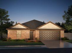The Preston - Cibolo Hills: Fort Worth, Texas - Meritage Homes