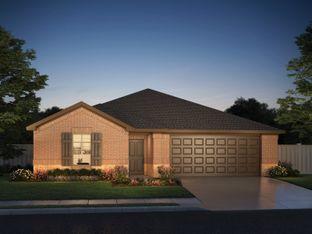 The Preston - Western Ridge: Fort Worth, Texas - Meritage Homes