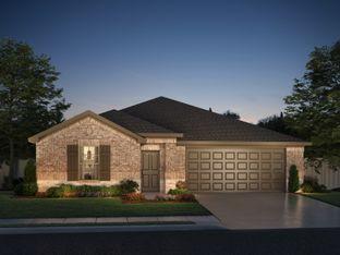 The Oleander - Western Ridge: Fort Worth, Texas - Meritage Homes