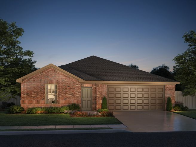 10617 High Ridge Lane (The Oleander)