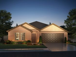 The Oleander - ArrowBrooke - Classic Series: Aubrey, Texas - Meritage Homes