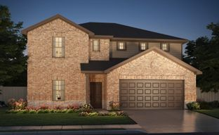 DeBerry Reserve by Meritage Homes in Dallas Texas