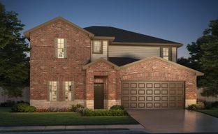Western Ridge by Meritage Homes in Fort Worth Texas