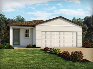 Everglade - Tuscan Meadows: Davenport, Florida - Meritage Homes