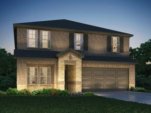 The McCoy (860) - Riverstone Ranch - Premier: Pearland, Texas - Meritage Homes